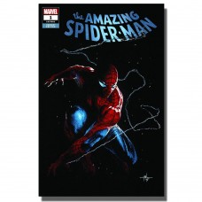 AMAZING SPIDER-MAN #1 (LEGACY #802) #1 DELL'OTTO TRADE VARIANT