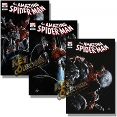 AMAZING SPIDER-MAN #47, #48, #50 DELL'OTTO VARIANT SET