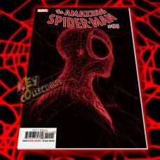 AMAZING SPIDER-MAN #55 2ND PRINTING PATRICK GLEASON COVER