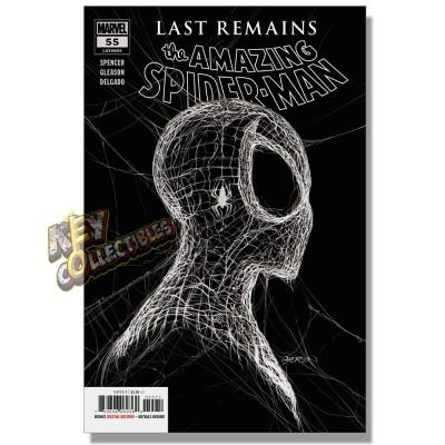 AMAZING SPIDER-MAN #55 PATRICK GLEASON COVER