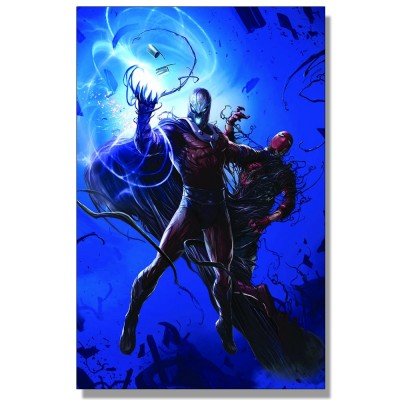 ASTONISHING X-MEN #3 FRANCESCO MATTINA VENOMIZED MAGNETO VIRGIN VARIANT