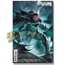 FUTURE STATE: THE NEXT BATMAN #2 DOUG BRAITHWAITE CARDSTOCK VARIANT