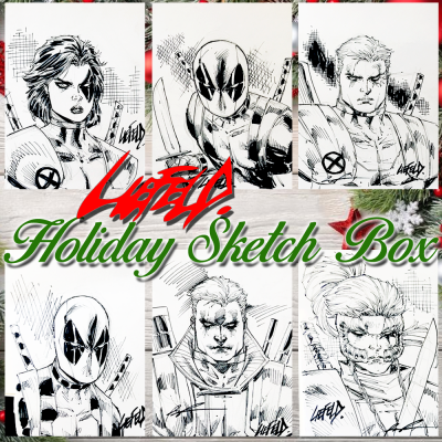 2020 LIEFELD HOLIDAY SKETCH OPPORTUNITY