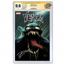 VENOM #27 STEGMAN VARIANT CGC SIGNATURE SERIES 9.6 SIGNED BY DONNY CATES