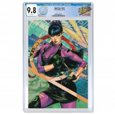 BATMAN #92 ARTGERM COVER B CGC 9.8
