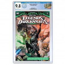 DARK NIGHTS METAL: LEGENDS OF THE DARK KNIGHTS #1 CGC 9.8