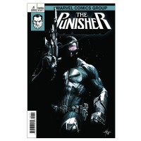THE PUNISHER #1 DELL'OTTO TRADE VARIANT