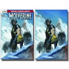 RETURN OF WOLVERINE #1 DELL'OTTO VARIANT SET