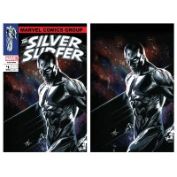 SILVER SURFER: THE BEST DEFENSE #1 DELL'OTTO VARIANT SET
