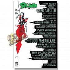 SPAWN #312 SKYLINE VARIANT