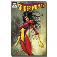 SPIDER-WOMAN #1 (2020) MICHAEL TURNER VARIANT