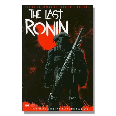 TMNT: THE LAST RONIN (ASHCAN)