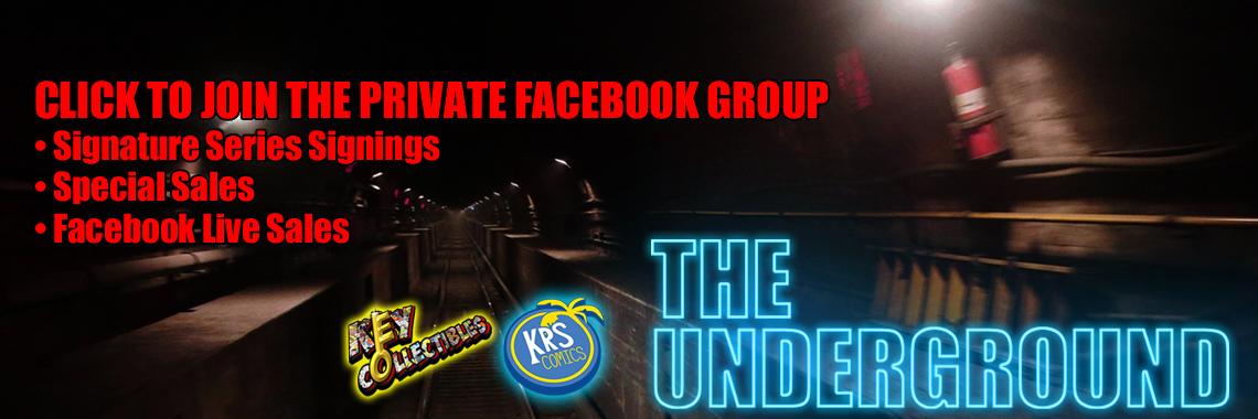 The Underground Facebook Group